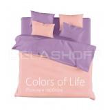 Комплект постельного белья «Розовая гербера»